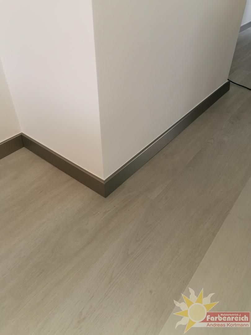 Designboden Visby Eiche grau