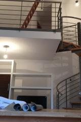 32 offener Wohnbereich mit Galerie