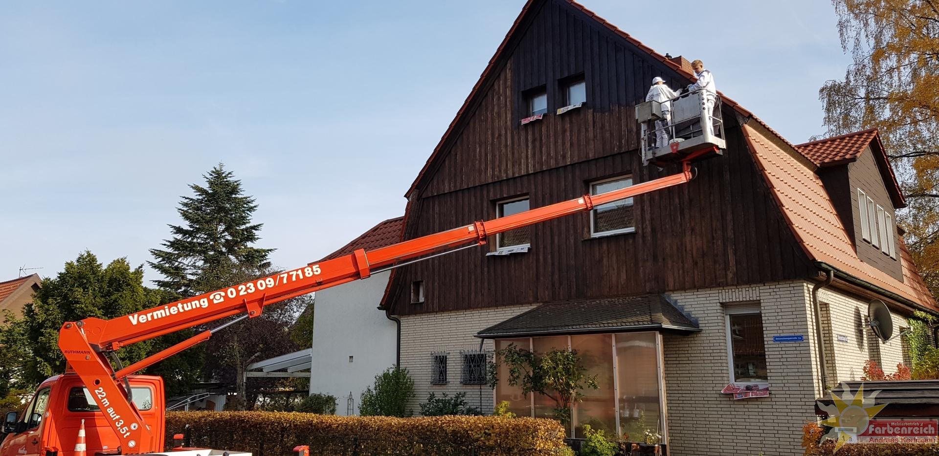 71-Holzschutzbeschichtung