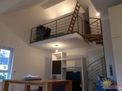 30 offene Wohnbereich mit Galerie