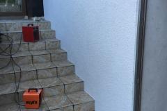 Kleine Fassadenarbeiten